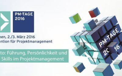 Projektmanagement Tage 2016